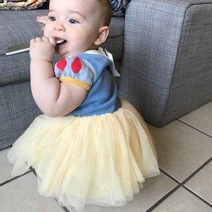 e7709bbce757 Baby Snow White Costume   Snow White Princess Elastic HeadbandGirls ...
